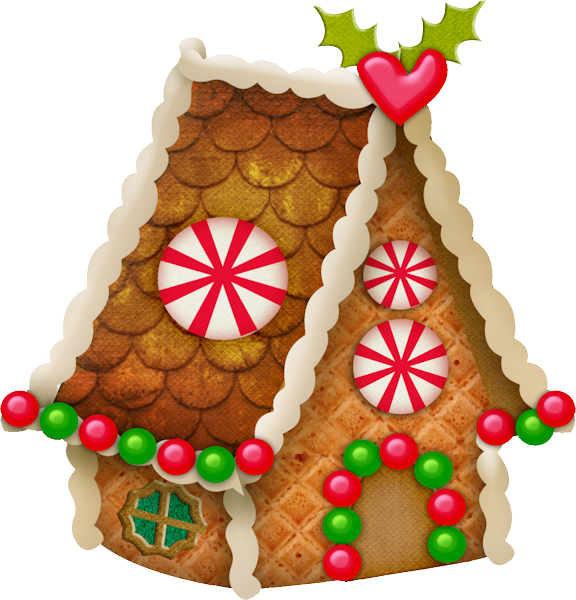 Christmas houses clipart vector freeuse library Pin by Dixie Egan on Baby monkeys | Pinterest | Noel and Gingerbread vector freeuse library