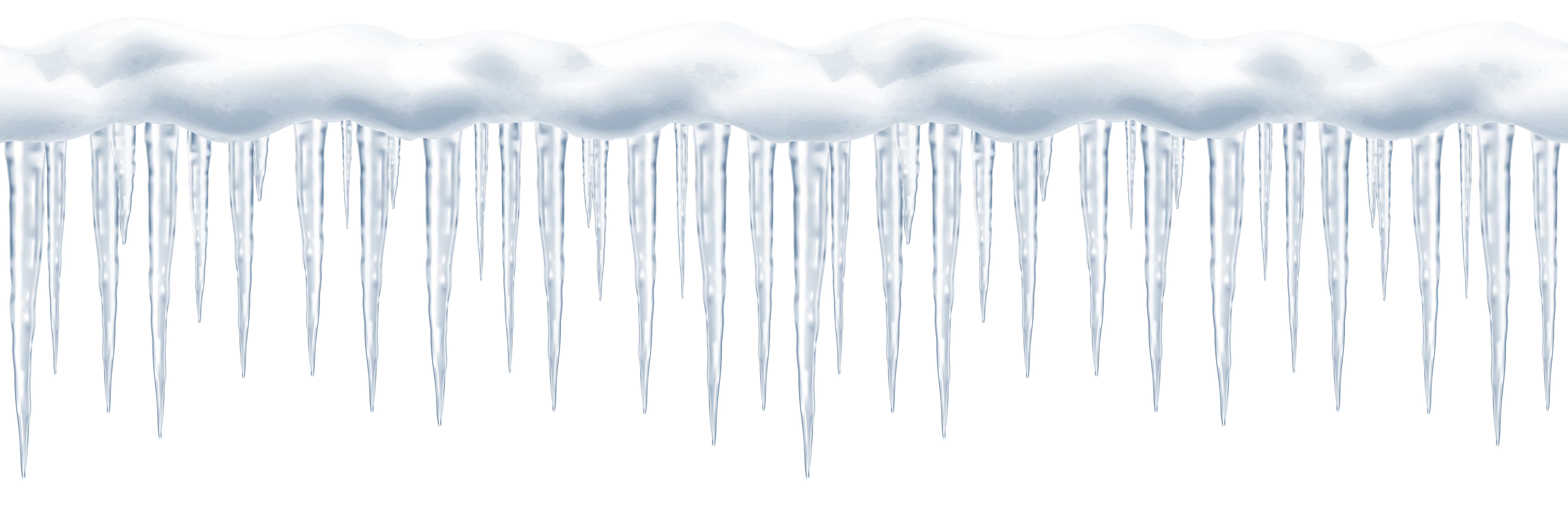 Free icicle clipart