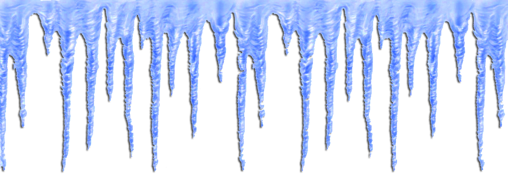 Christmas icecycle clipart picture clip black and white Icicles clipart free download on WebStockReview clip black and white