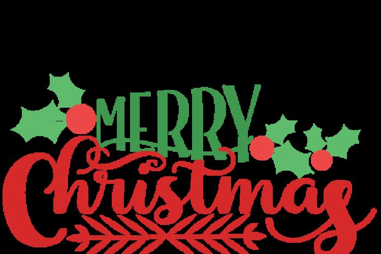 Rustic merry christmas clipart clip art transparent Christmas Lunch - News » The Levett School clip art transparent