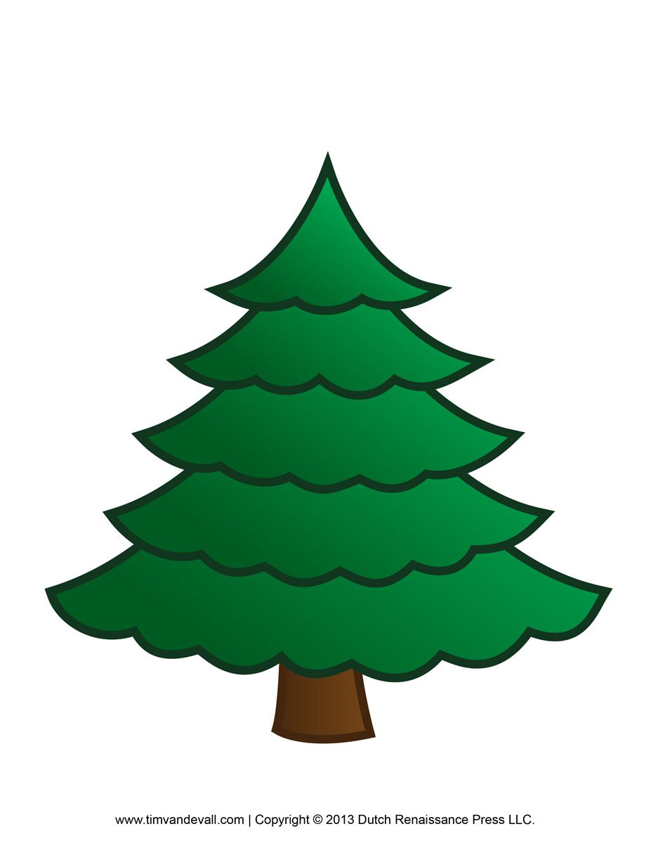 Christmas images clipart trees banner royalty free stock Christmas Trees Clipart - Making-The-Web.com banner royalty free stock