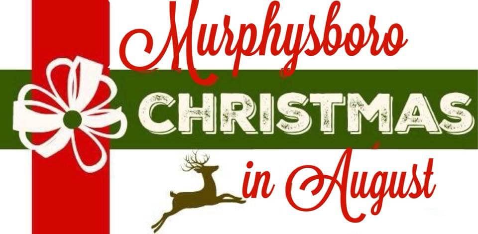 Christmas in august clipart
