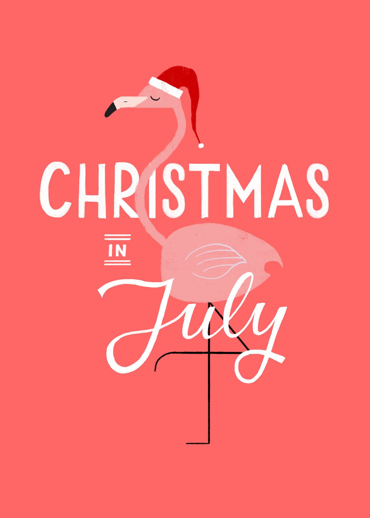 Christmas in july beach flip flop free clipart jpg freeuse christmas in july awesome flamingo   Christmas   Summer christmas ... jpg freeuse