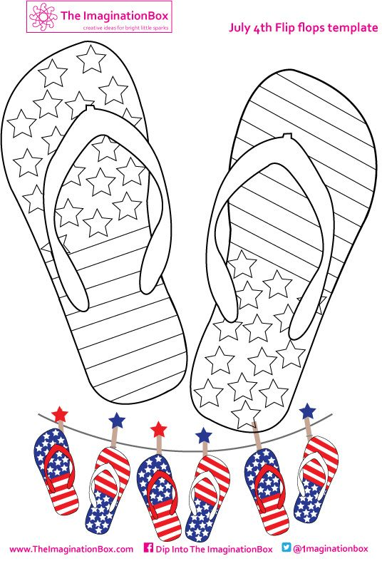 Christmas in july beach flip flop free clipart png free stock Creative travel friendly activities and printables for kids ... png free stock