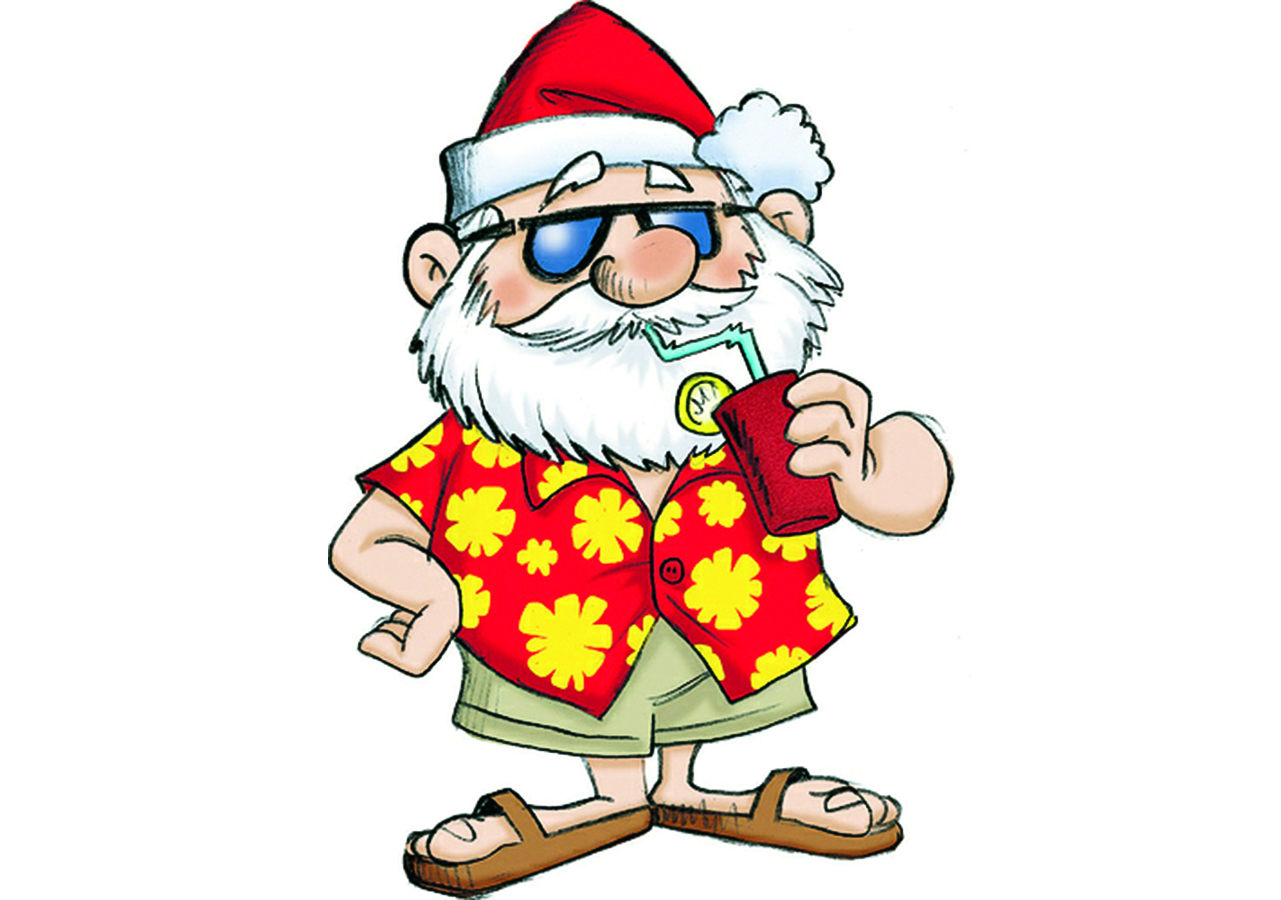 Christmas in july beach flip flop free clipart picture download Free Summer Christmas Cliparts, Download Free Clip Art, Free Clip ... picture download
