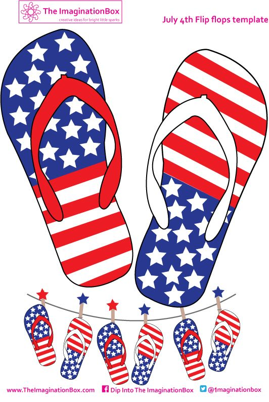 Christmas in july beach flip flop free clipart image Creative travel friendly activities and printables for kids   Living ... image