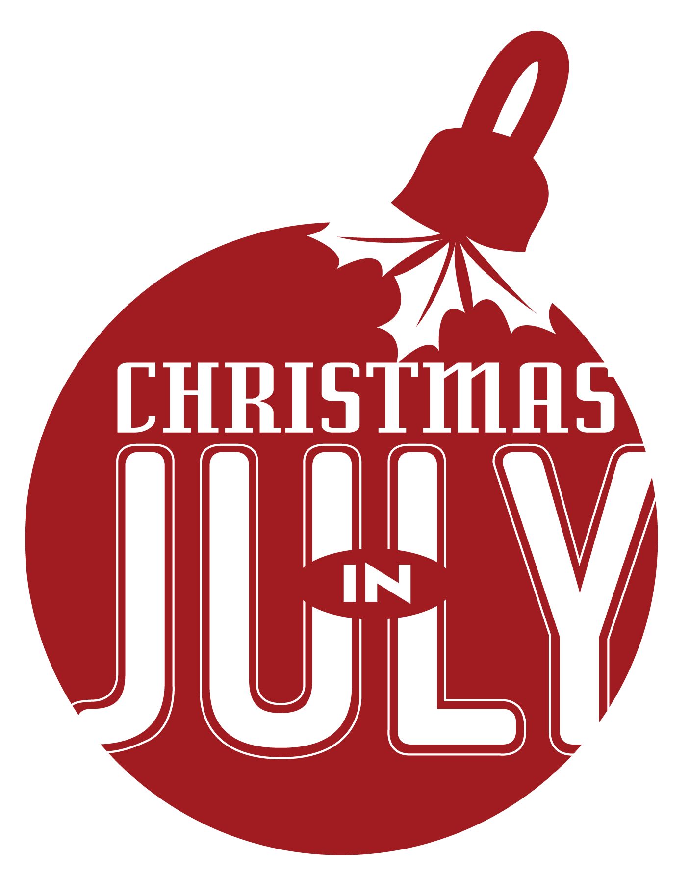 Christmas in july clipart image Christmas in July image