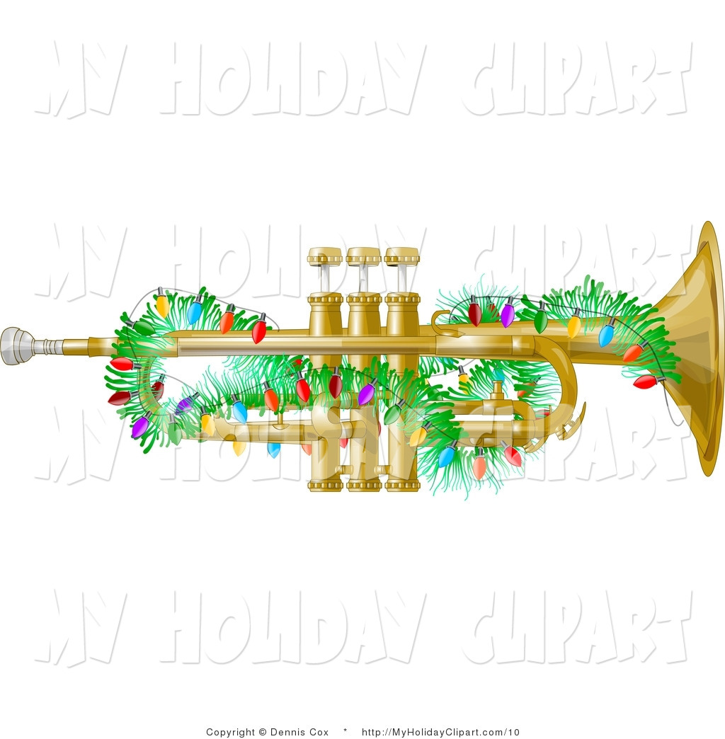 Christmas instruments clipart clip art black and white stock Christmas Music Border Clipart 75333 | NANOZINE clip art black and white stock