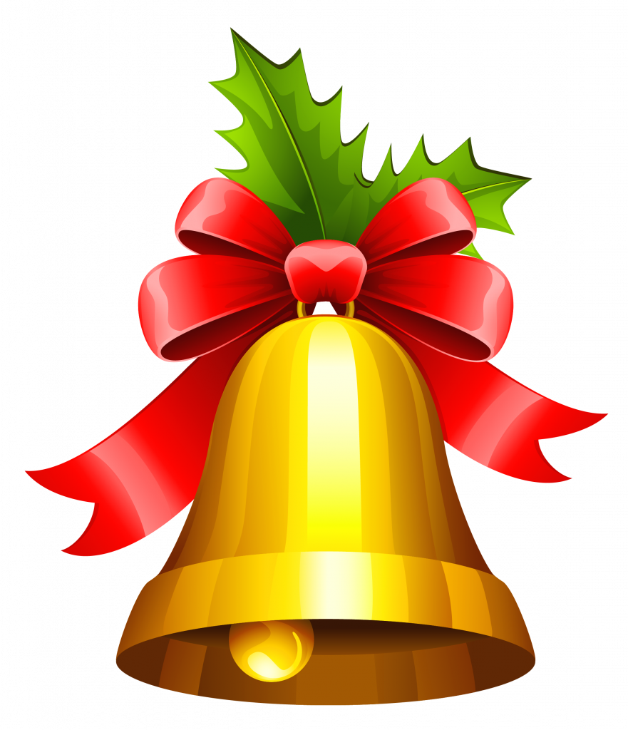 Christmas jingle bell clipart clipart free stock Christmas Bell Pictures #12896 clipart free stock