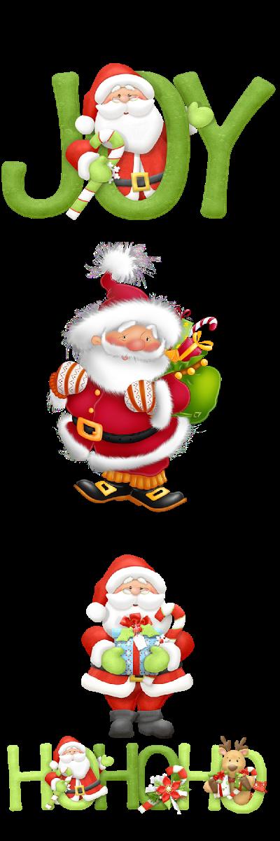Christmas joy clipart vector Mickey Santa Claus - Christmas Clipart Images vector