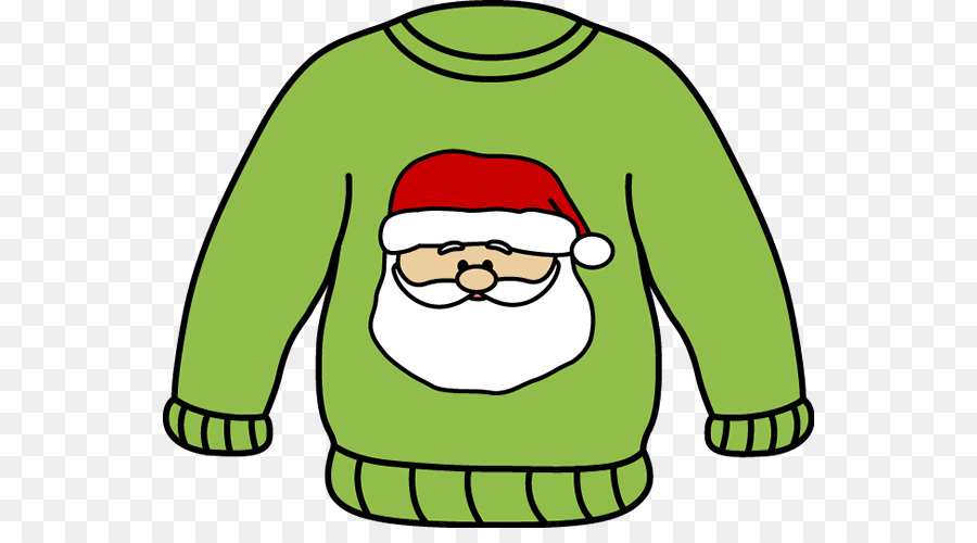 Christmas jumper clipart graphic library Christmas Jumper Cartoon png download - 600*486 - Free Transparent ... graphic library
