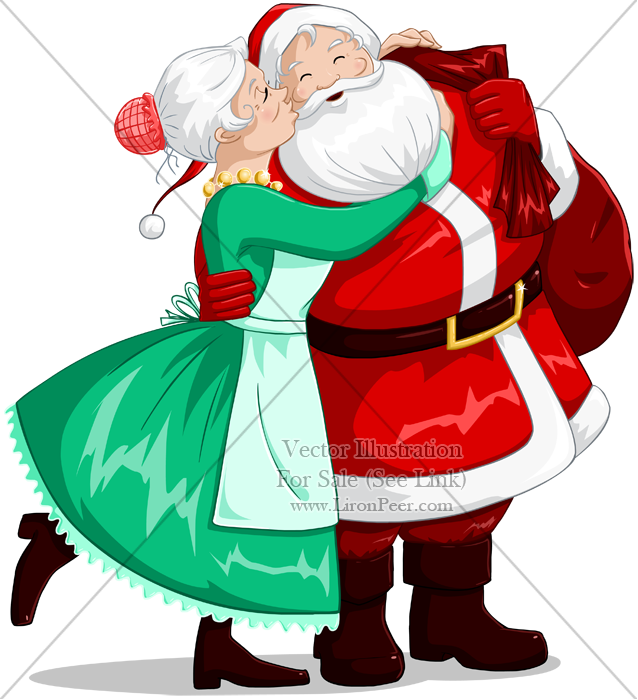 Christmas kiss clipart picture royalty free download Vector OC For Sale 45 + 11.12 by LPDisney.deviantart.com | Holiday ... picture royalty free download
