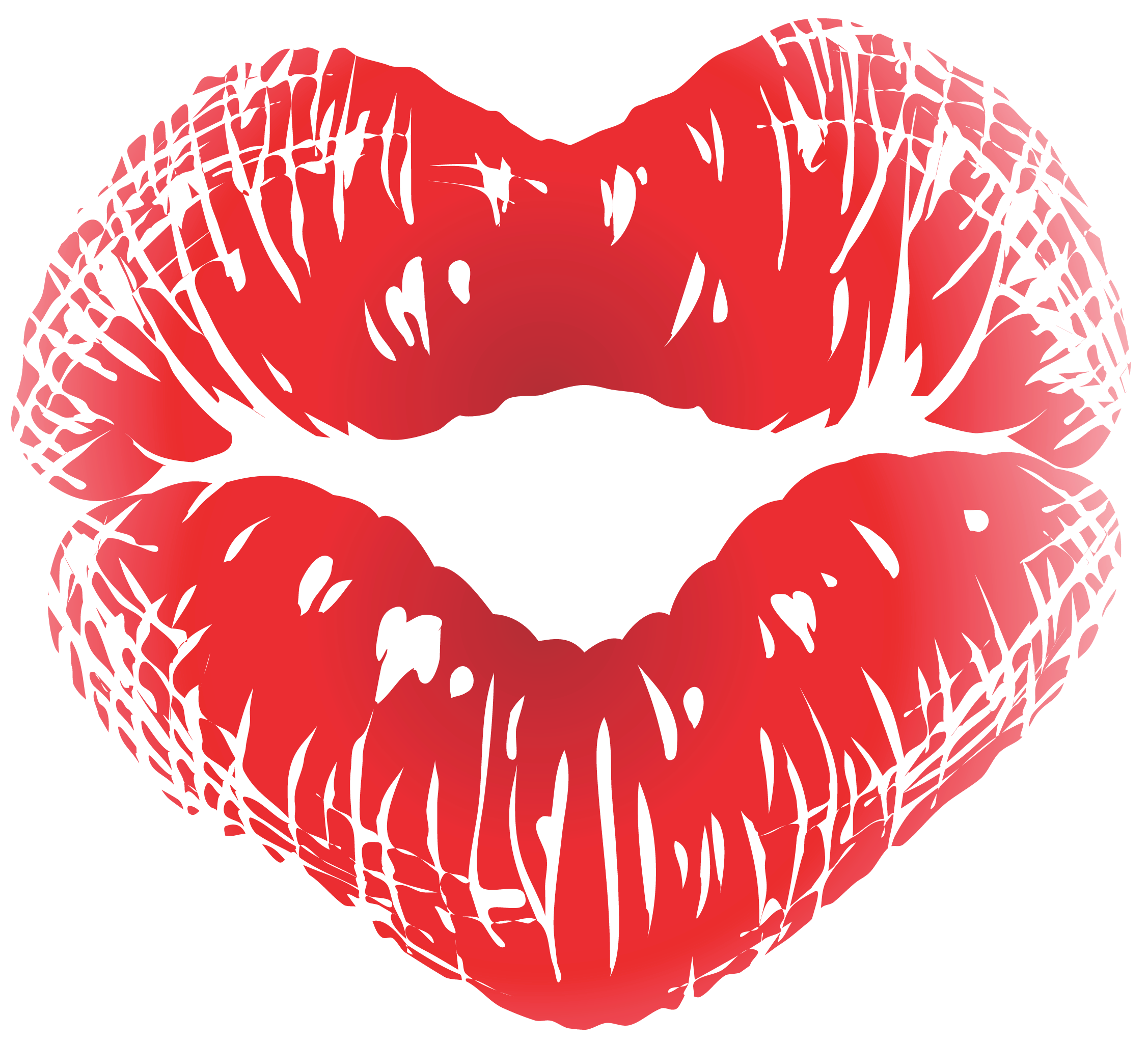 Sweet heart clipart vector library library Sweet Kiss PNG Clipart | Gallery Yopriceville - High-Quality Images ... vector library library