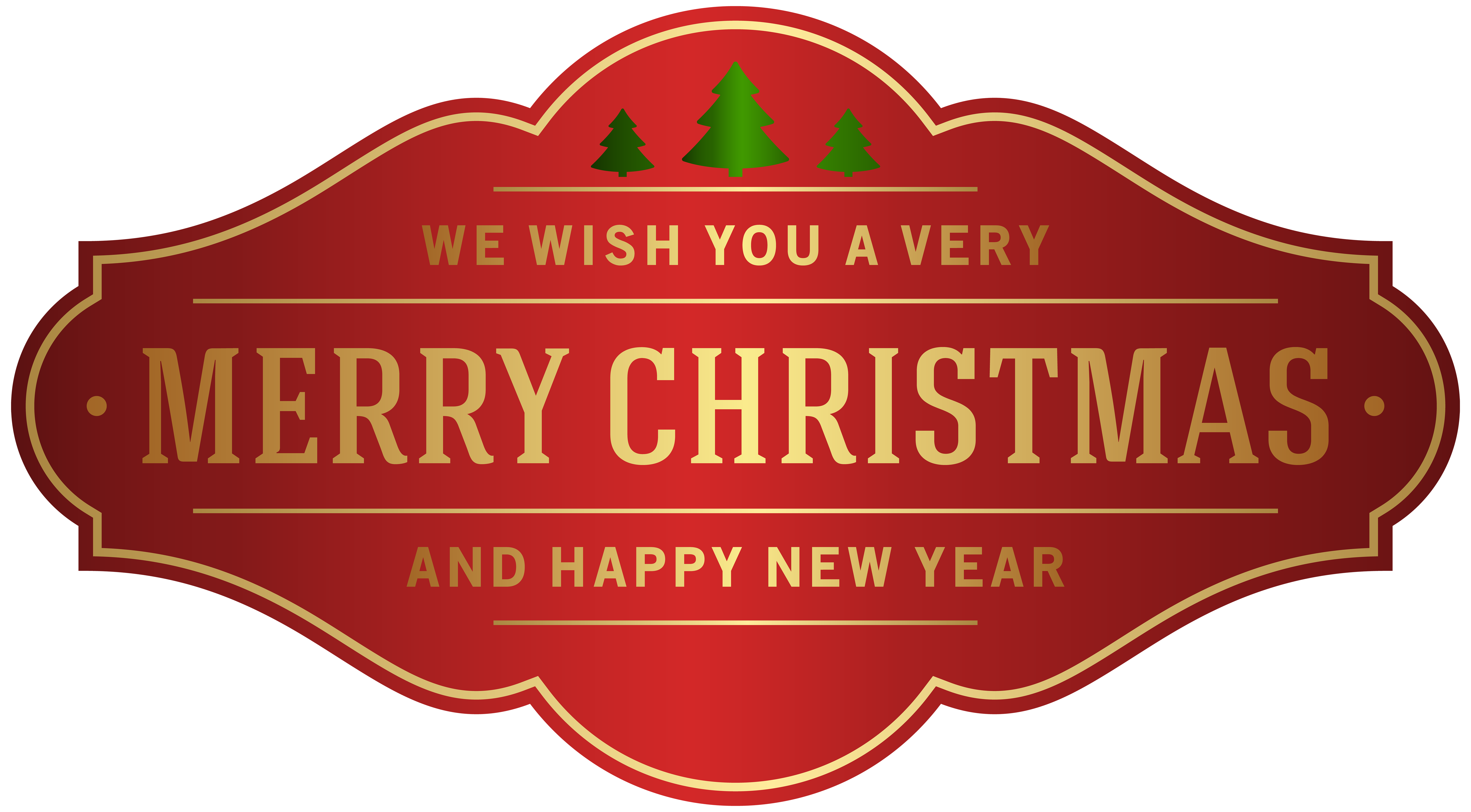 We wish you a merry christmas clipart royalty free stock Merry Christmas Label PNG Clip Art Image | Gallery Yopriceville ... royalty free stock