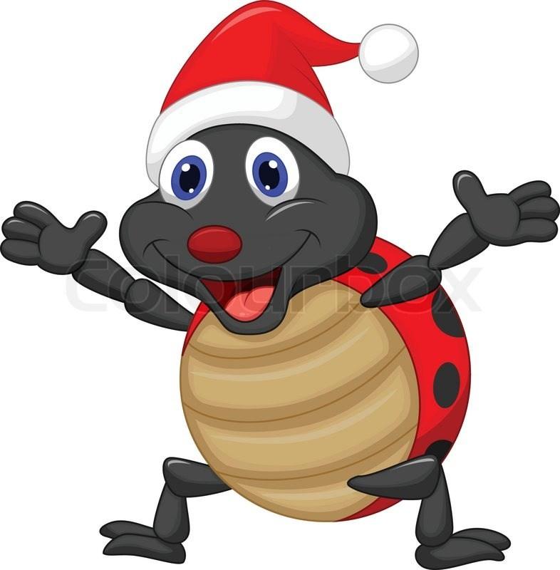 Christmas ladybug clipart jpg stock Christmas ladybug clipart 6 » Clipart Portal jpg stock