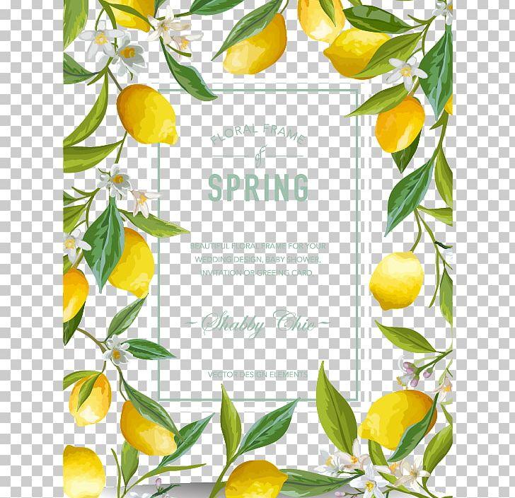 Christmas lemon clipart picture royalty free download Lemon PNG, Clipart, Border, Border Frame, Branch, Certificate Border ... picture royalty free download