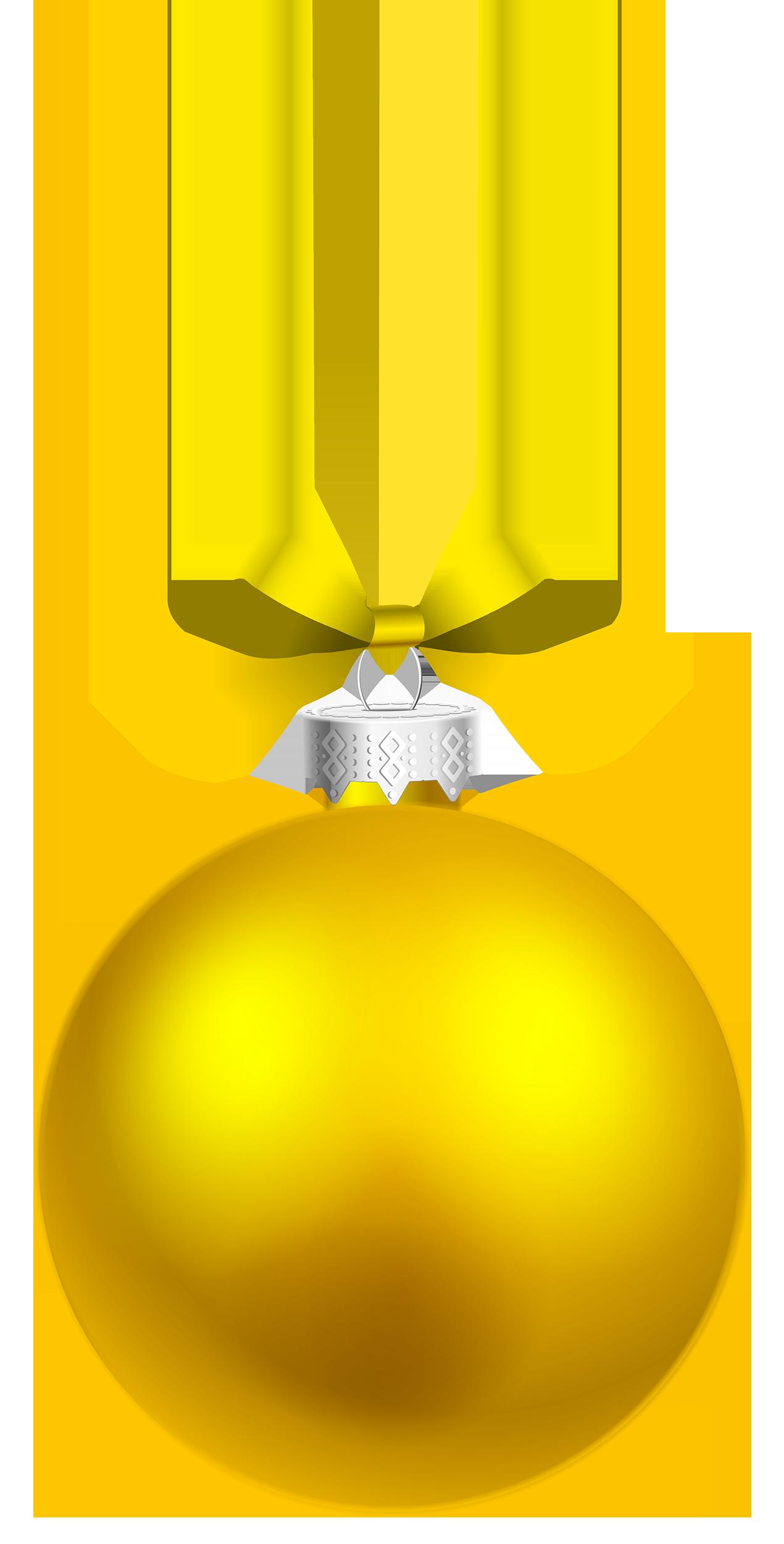 Christmas lemon clipart clip art stock Yellow Hanging Christmas Ball PNG Clipart - Best WEB Clipart clip art stock