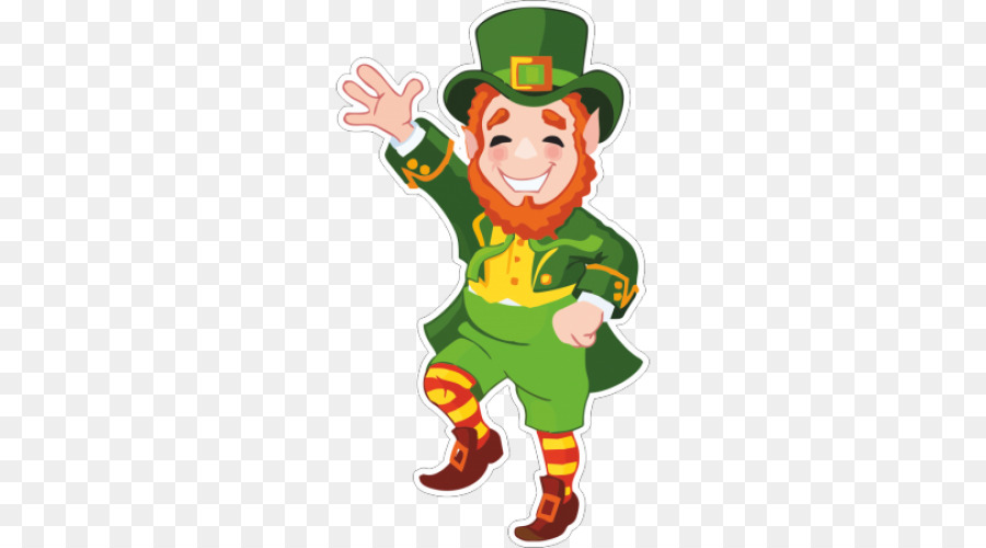 Christmas leprechaun clipart png transparent library Drawing Christmas Tree png download - 500*500 - Free Transparent ... png transparent library
