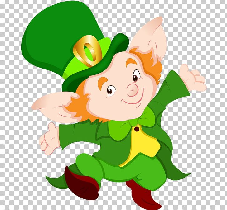 Christmas leprechaun clipart image black and white Leprechaun Elf Irish People PNG, Clipart, Art, Bunny, Cartoon ... image black and white