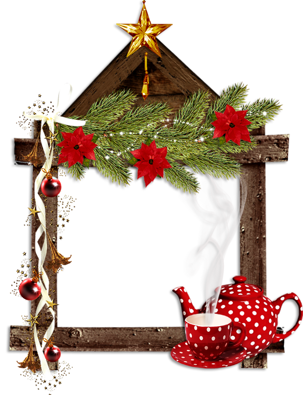 Texas christmas clipart png black and white X0cfSZN | Borders, Frames & Backgrounds | Pinterest | Christmas tea ... png black and white