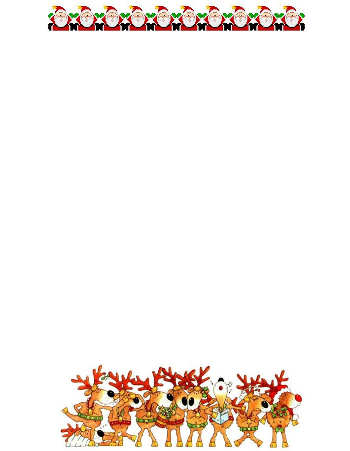 Christmas letterhead free clipart png transparent library free christmas tmplates | free christmas letterhead,free printable ... png transparent library