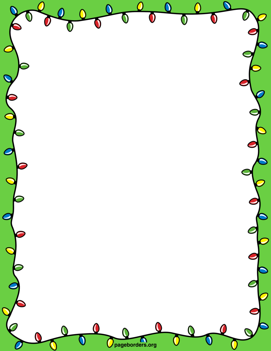 Holiday light border clipart svg freeuse download Christmas Lights Border clipart - Holiday, Green, Text, transparent ... svg freeuse download