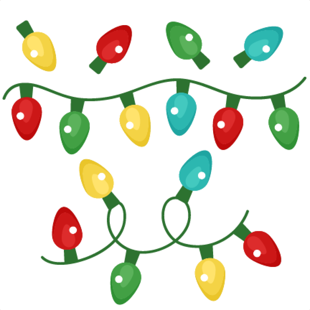 Christmas lights clipart free picture royalty free download Christmas Lights Clipart unicorn clipart hatenylo.com picture royalty free download