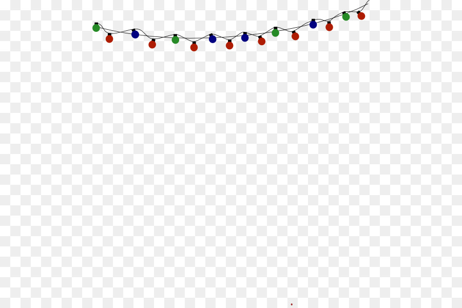 Christmas lights transparent clipart image library library Christmas Light Bulb png download - 540*595 - Free Transparent ... image library library