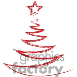 Christmas logos clipart free png black and white Christmas tree logo design clipart. Royalty-free clipart # 383698 ... png black and white