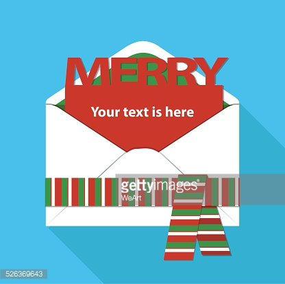 Christmas mail clipart banner stock Vector of Christmas Mail premium clipart - ClipartLogo.com banner stock