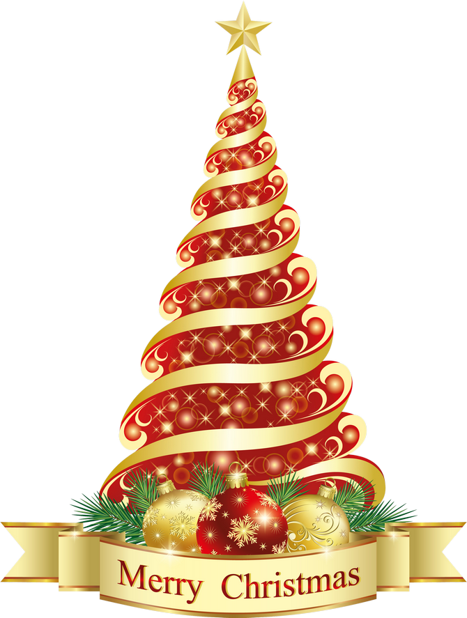 Christmas merry red background clipart jpg royalty free library Merry Christmas Red Tree PNG Clipart | Gallery Yopriceville - High ... jpg royalty free library