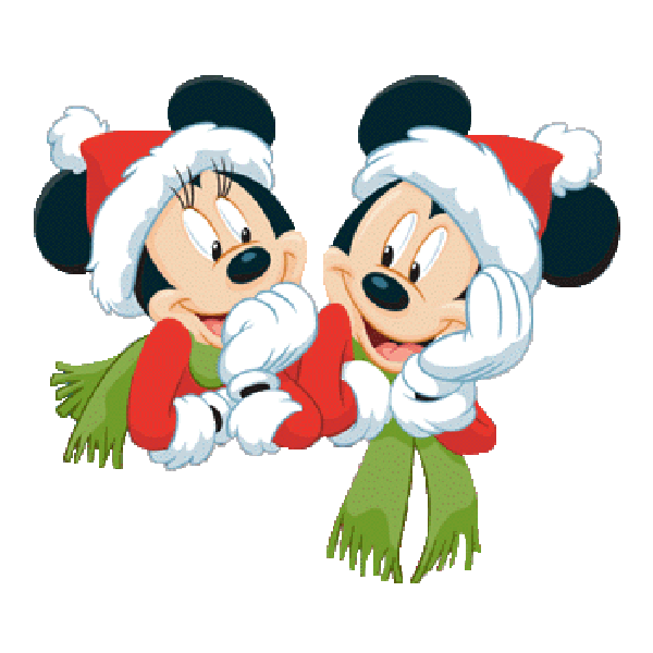Mickey mouse christmas clipart png download Mickey Mouse And Friends Xmas Clip Art Images Free To Copy For Your ... png download