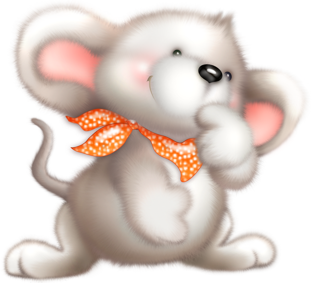 Christmas mouse clipart clip art transparent Cute White Mouse Clipart | Gallery Yopriceville - High-Quality ... clip art transparent