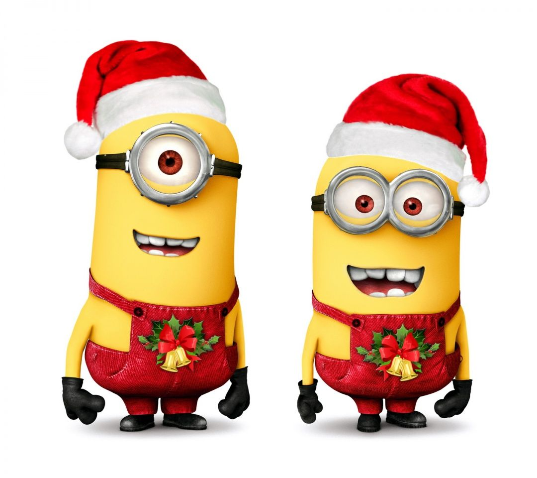 Christmas minion clipart vector black and white download Free Minion Border Cliparts, Download Free Clip Art, Free Clip Art ... vector black and white download