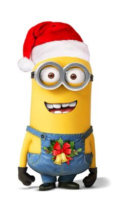 Christmas minion clipart image royalty free library 54 Best christmas minions images in 2014 | Despicable me 2 ... image royalty free library