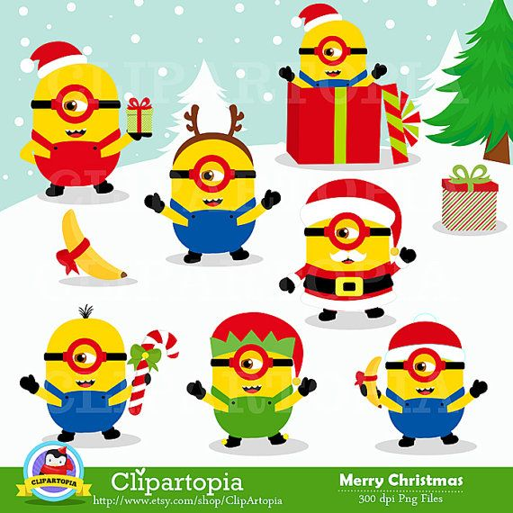 Christmas minion clipart image download cute christmas clipart - Google Search | christmas minions | Minion ... image download