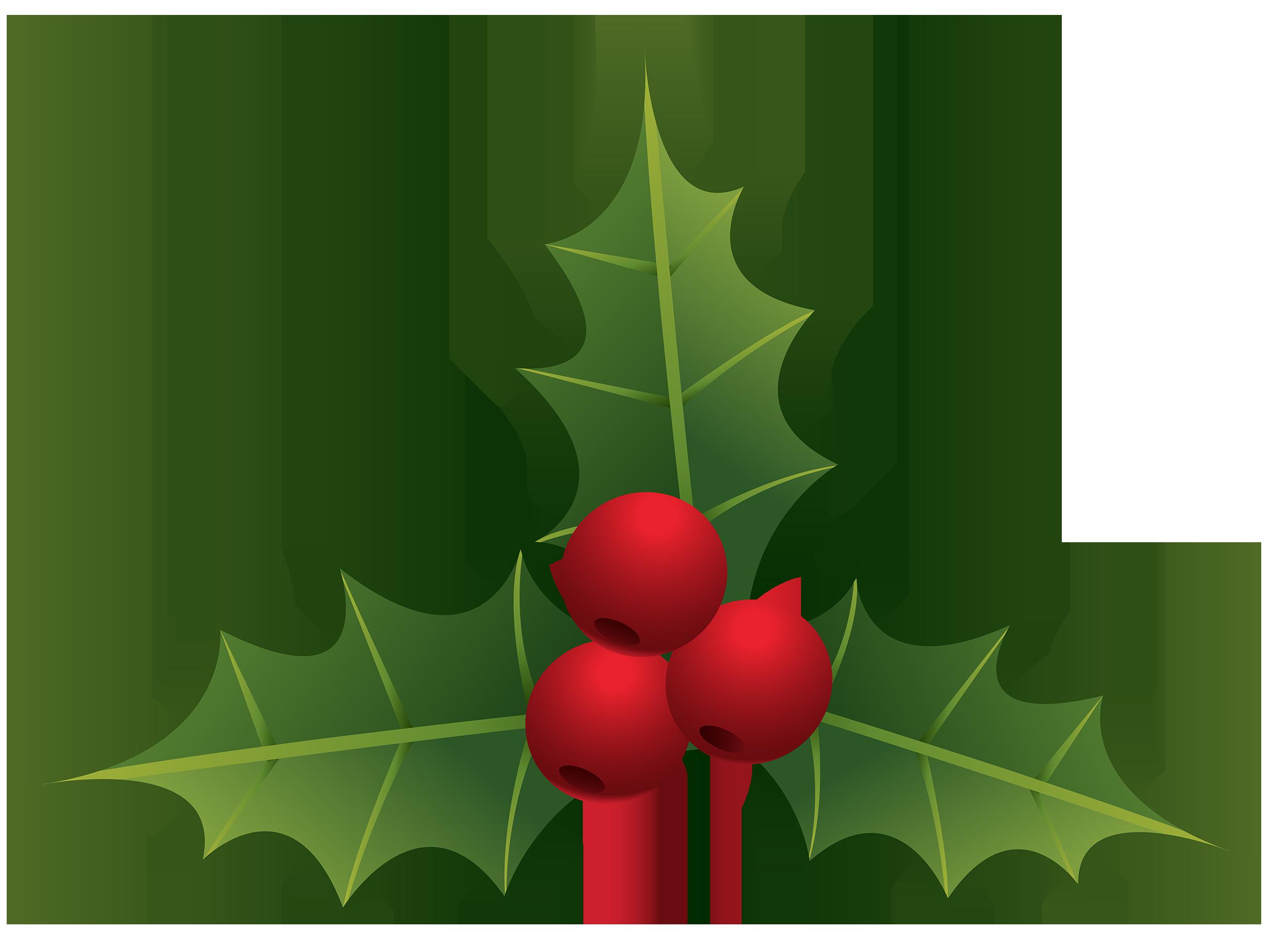 Christmas mistletoe clipart image black and white download Mistletoe PNG Clipart - Best WEB Clipart image black and white download