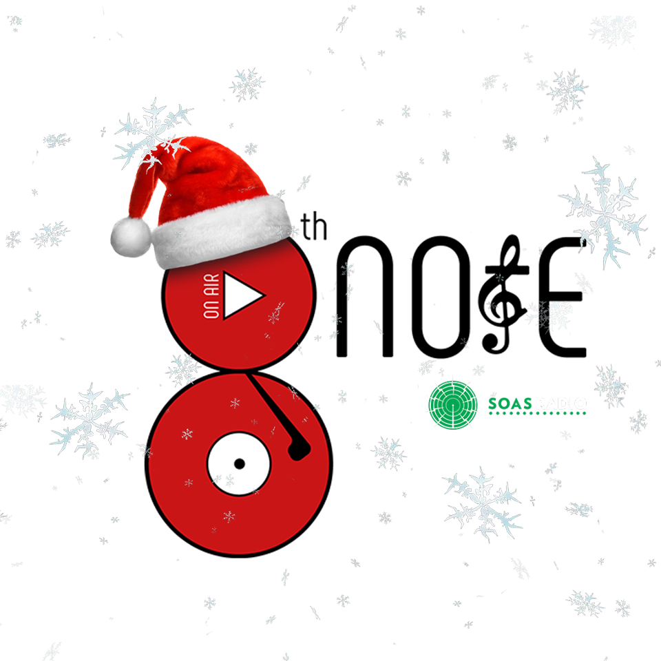 Christmas music note clipart image freeuse stock 8th Note | Music Shows | SOAS Radio image freeuse stock