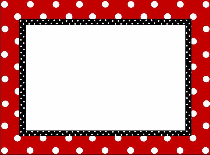 Christmas nameplates clipart picture transparent stock 71+ Polka Dot Border Clip Art   ClipartLook picture transparent stock