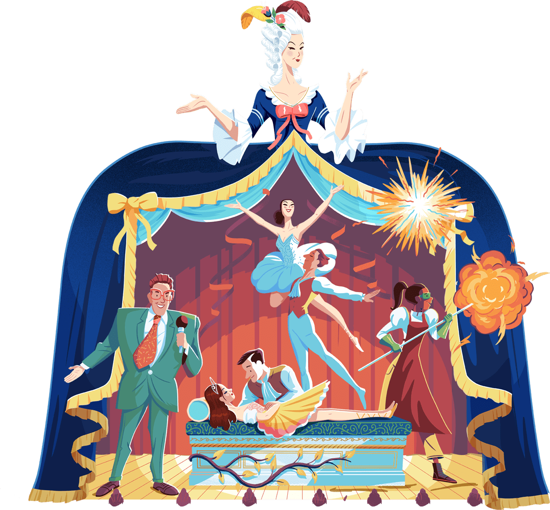 Christmas nativity scene clipart graphic royalty free stock Our Work – This Ain't Rock'n'Roll graphic royalty free stock