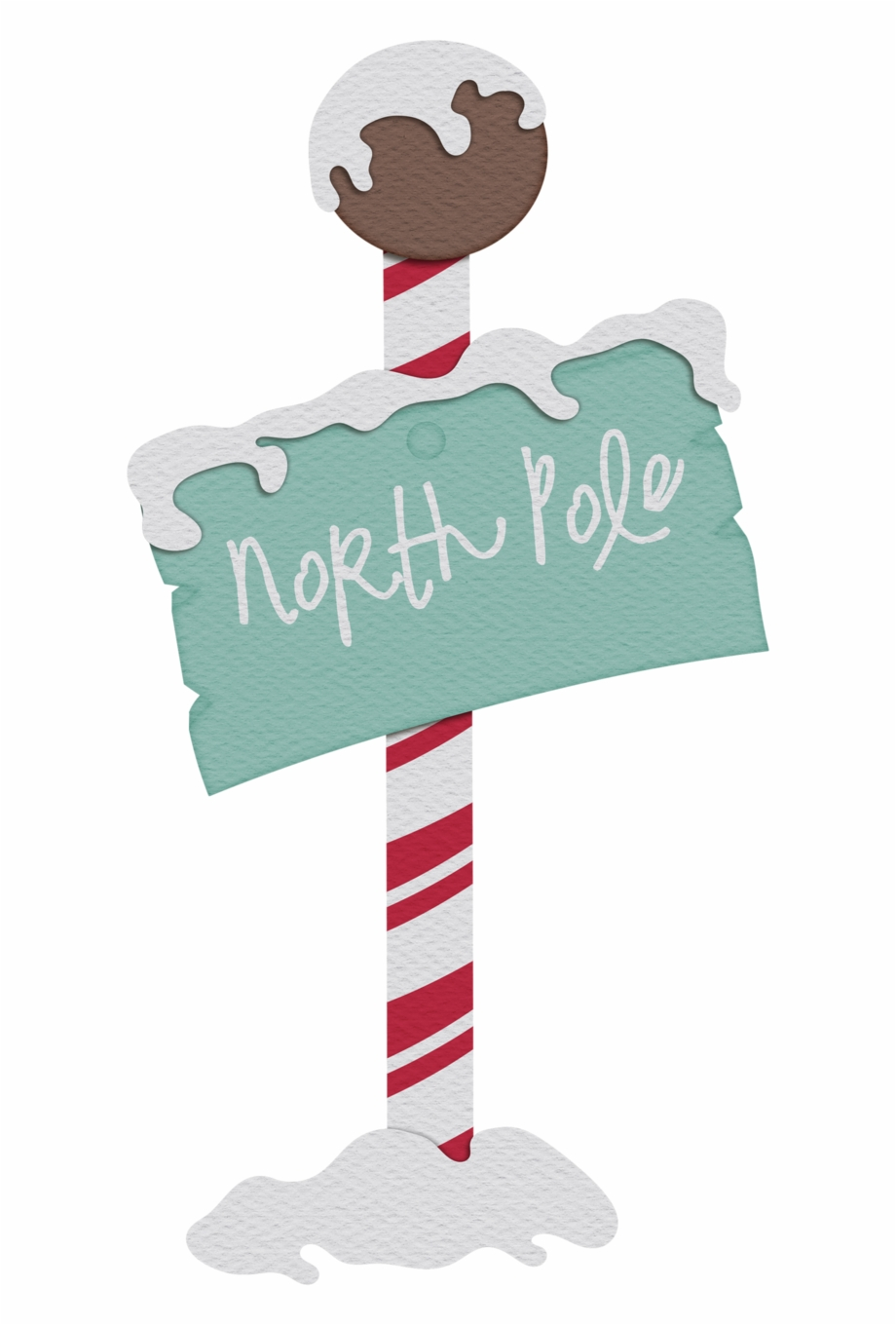 Christmas north pole clipart svg black and white library Sᗩntᗩ ‿✿⁀○ Christmas Signs, Christmas Clipart, All - North Pole ... svg black and white library