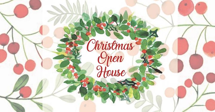 Christmas open houses clipart clip art black and white Avonleas Christmas Open House at Avonlea Antique Mall, Jacksonville clip art black and white