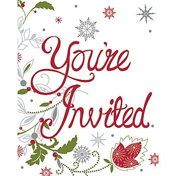 Christmas open houses clipart png library library holiday open house - Google Search | Holiday Open House | Christmas ... png library library