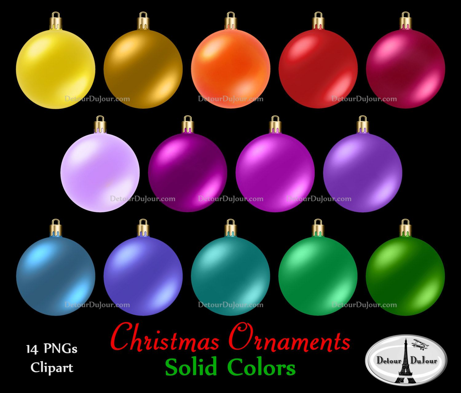 Christmas ornament clipart to color graphic library stock 14 Assorted Christmas Ornaments Clipart, Plain Christmas Ornament ... graphic library stock