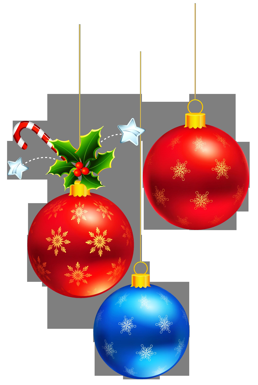 Christmas ornament clipart transparent background graphic free Transparent Deco Christmas Ornaments Clipart   Gallery Yopriceville ... graphic free