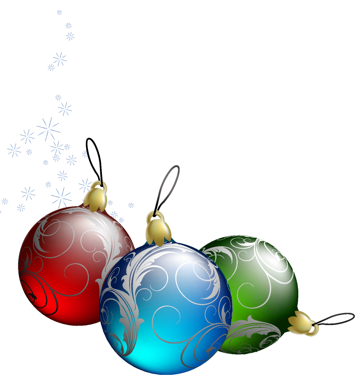 Christmas ornaments clipart free images download Free Pictures On Christmas Ornaments, Download Free Clip Art, Free ... download