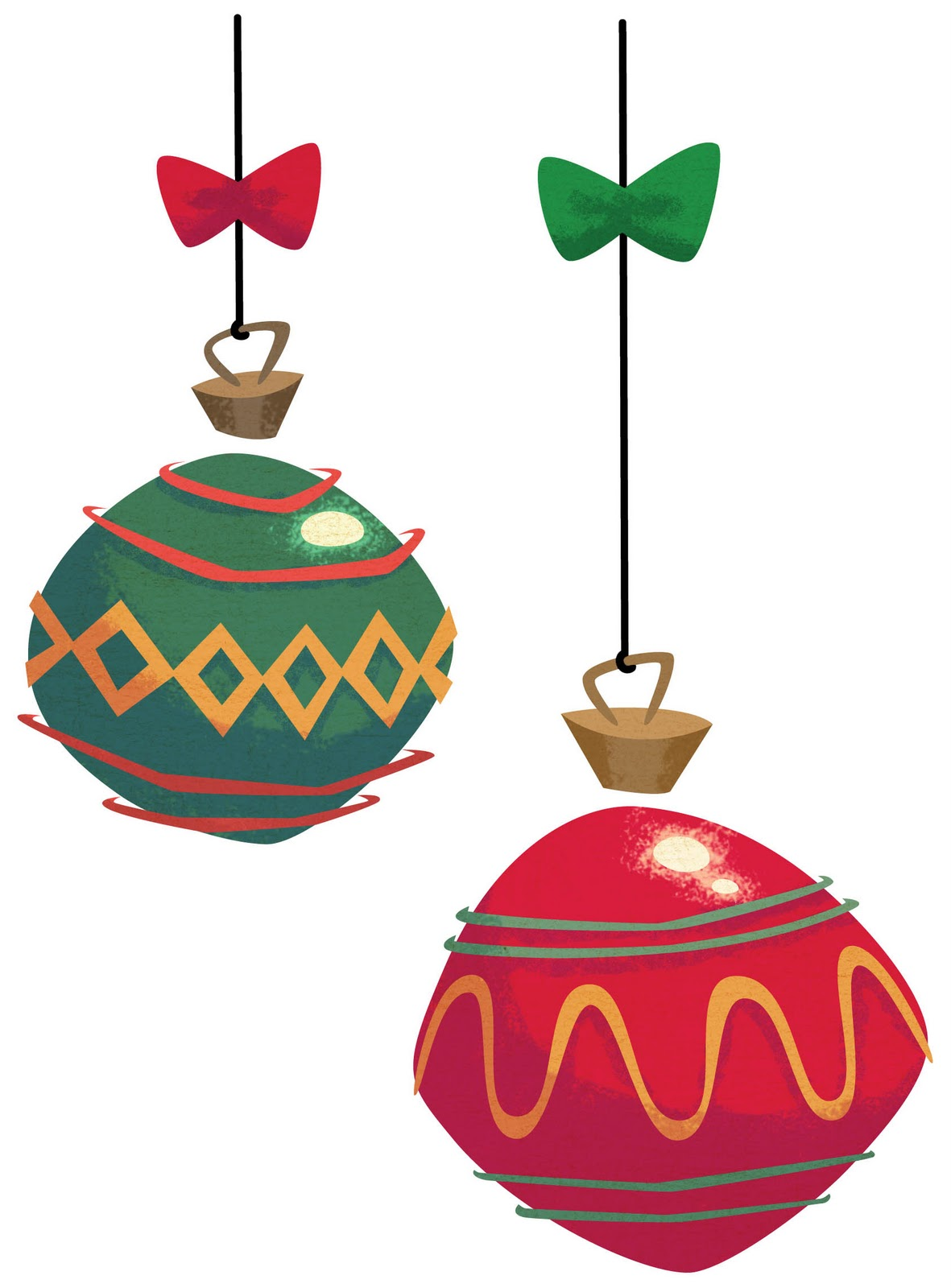 Christmas ornaments clipart printables free image freeuse stock Christmas ornaments clipart printables free - ClipartFest image freeuse stock