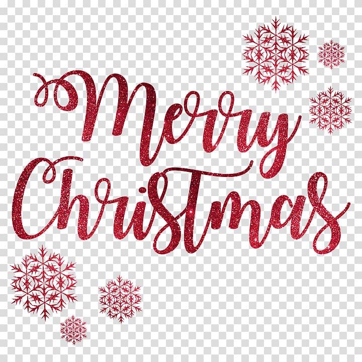 Merry christmas overlay clipart