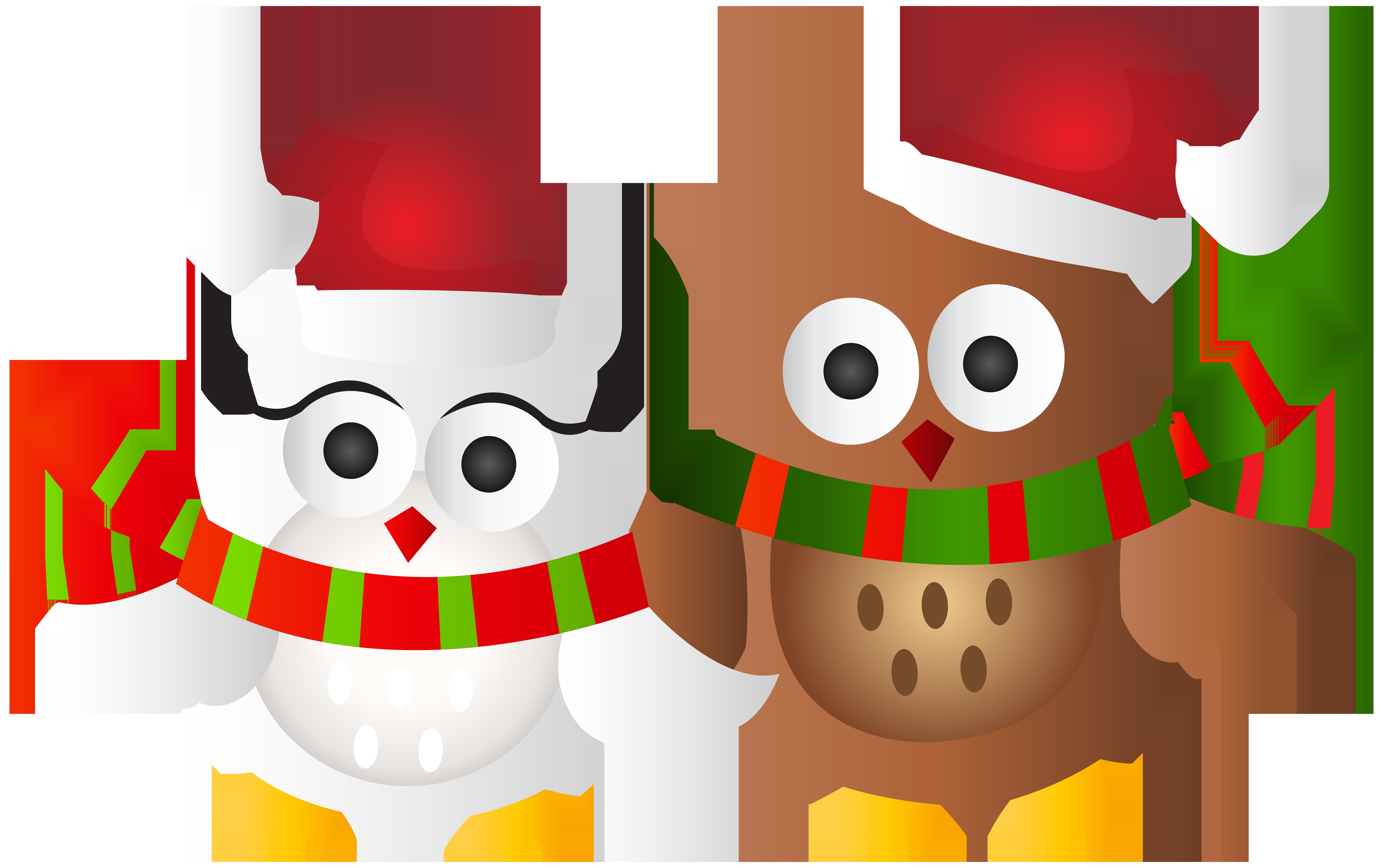 Christmas owl clipart clip transparent stock Christmas Owls Transparent Clip Art Image | Gallery Yopriceville ... clip transparent stock