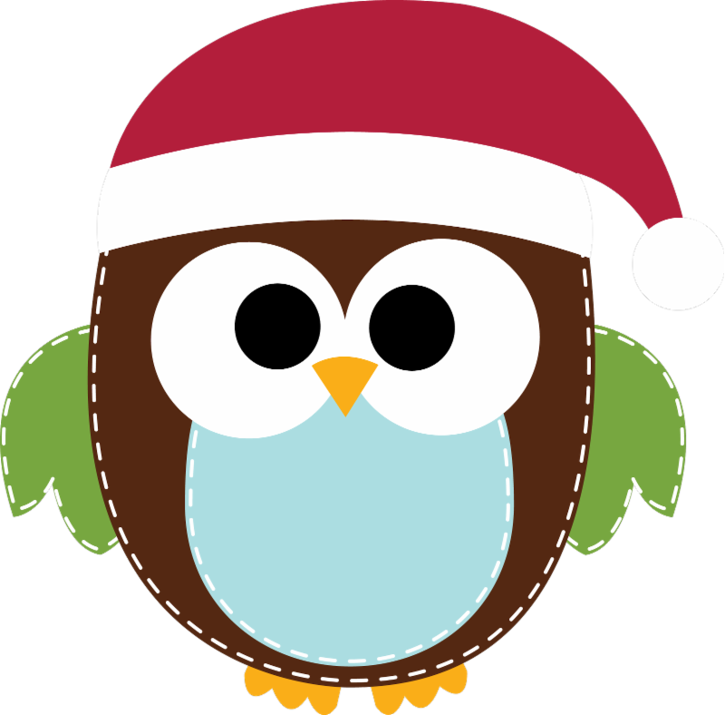 Christmas owl clipart png freeuse library 28+ Collection of December Owl Clipart | High quality, free cliparts ... png freeuse library